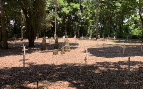 Svenska kyrkogården i Puerto Lucena