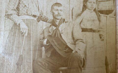 Några av de svenskar som utvandrade till Brasilien i slutet på 1800-talet.